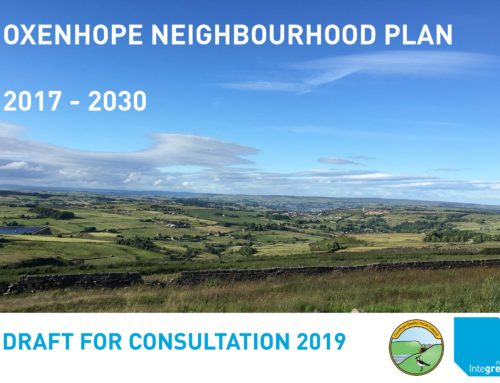 Oxenhope Neighbourhood Plan – Public Consultation