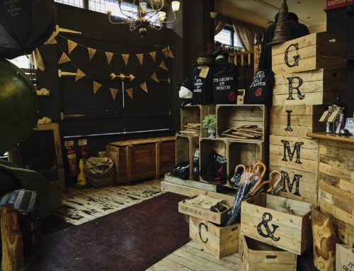 Social Enterprise Exchange with Grimm & Co.