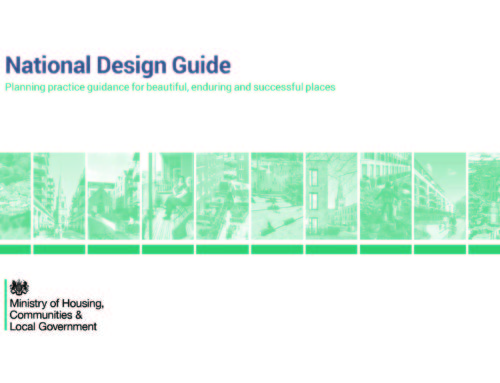 (POSTPONED)  Understanding the National Design Guide